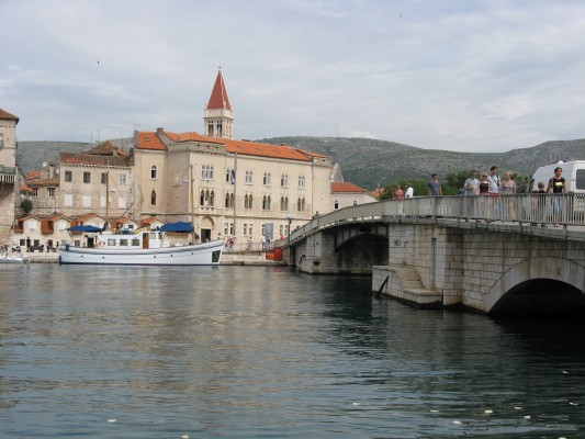 Trogir - Chorvatsko