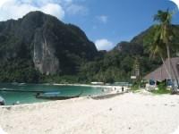 Thajsko dovolená