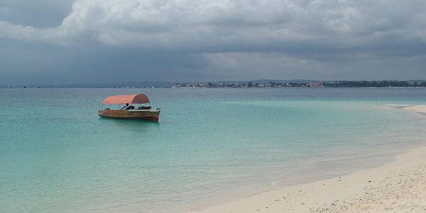 Nejkrásnější pláže Zanzibaru